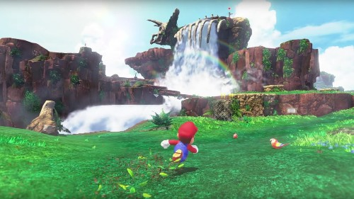 Super Mario Odyssey is a masterpiece of twists and turns