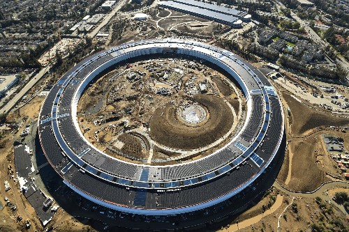 Apple plans second U.S. campus, to pay $38 billion in foreign cash taxes