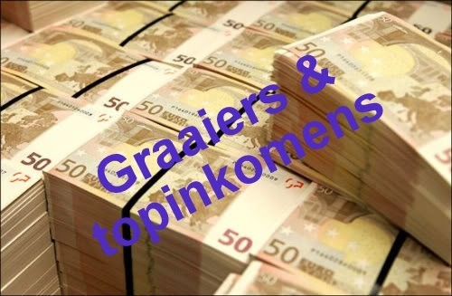 Euro Graaiers en TOPinkomens - Magazine cover