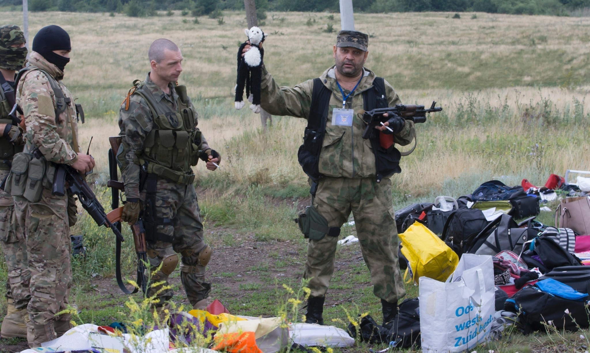 Russian media is covering up Putin's complicity in the MH17 tragedy