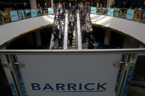 Barrick doesn't have 'for-sale' sign on Tongon, Massawa, but open to options: CEO