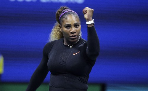 Serena Williams avoids US Open upset against 17-year-old