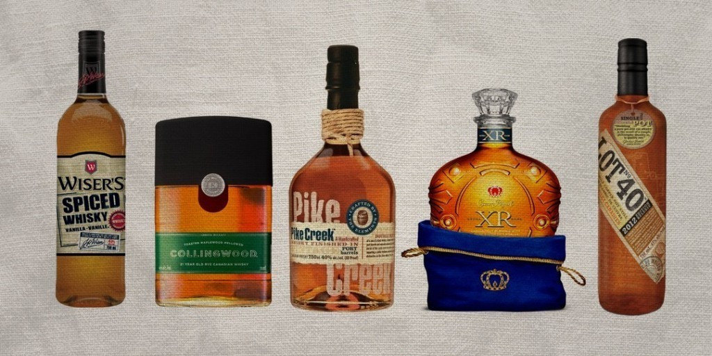 The Best Whiskeys From Around the World