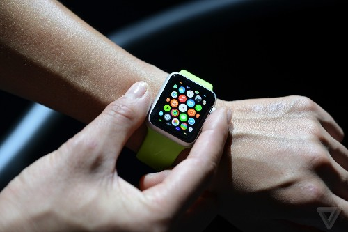 Apple Watch reportedly has low-energy 'power reserve' mode