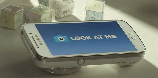 Samsung's Look At Me app for Android helps kids with autism make eye contact
