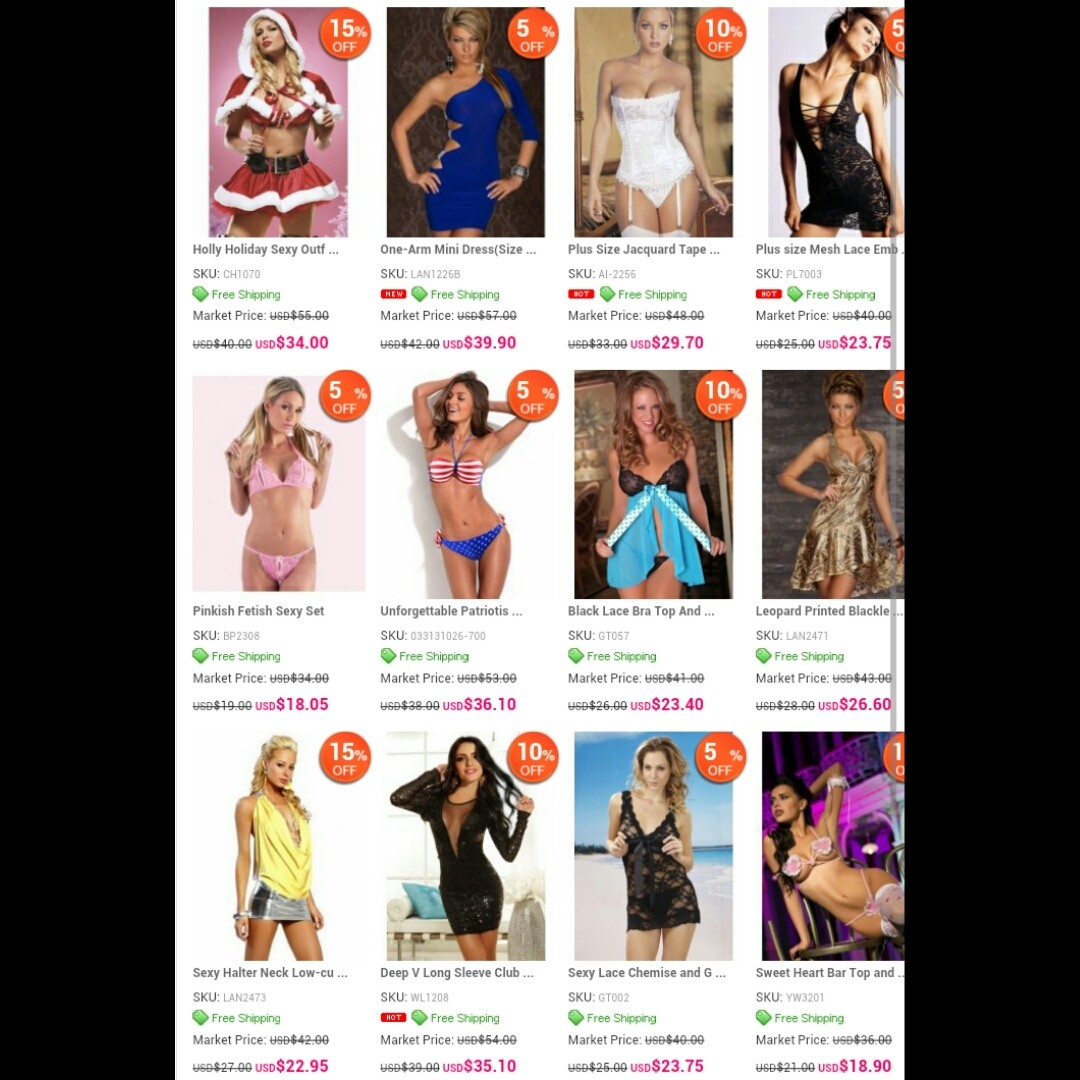 Checkout our new items and our great everyday sale items at free shipping
