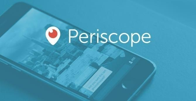 Periscope mimics FB Live by letting you permanently #Save replays