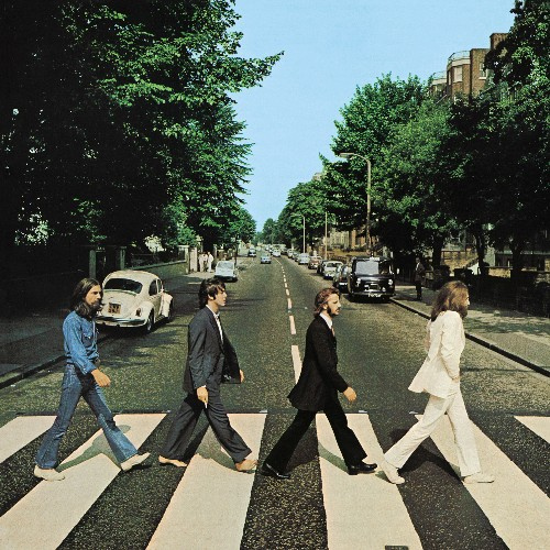 Crowds gather to mark 50th anniversary of the Beatles' Abbey Road album photo