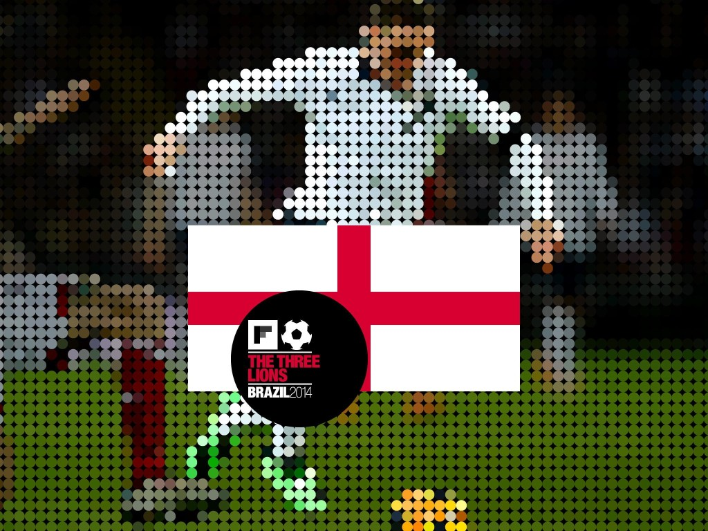 England: World Cup 2014 - cover