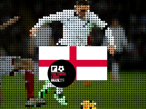 England: World Cup 2014