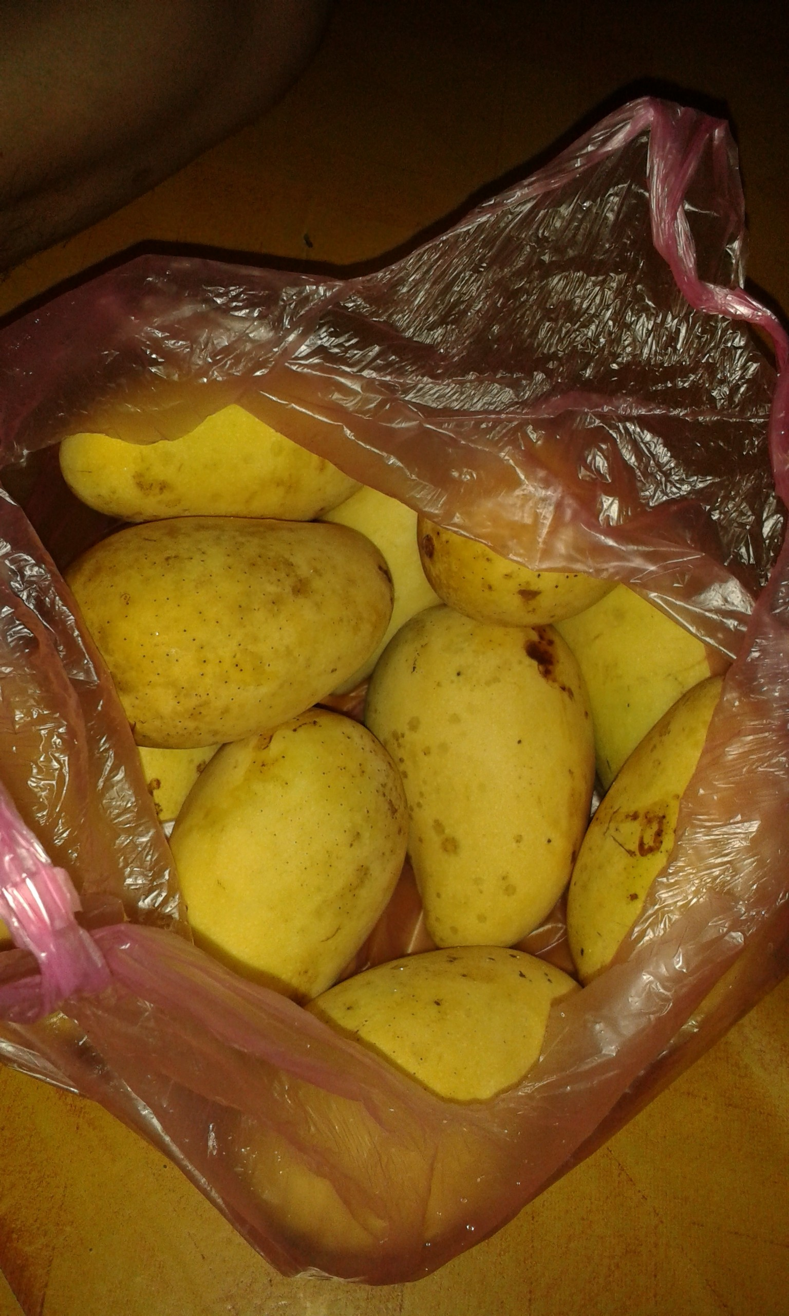 Makan manggo aLL Sedap & Manis↭rasanya☜☜