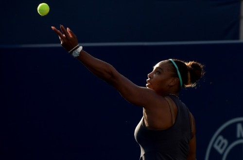 Serena versus Sharapova to headline Day One at U.S. Open