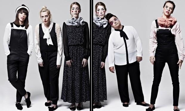 Clowning around: five of Britain's funniest women