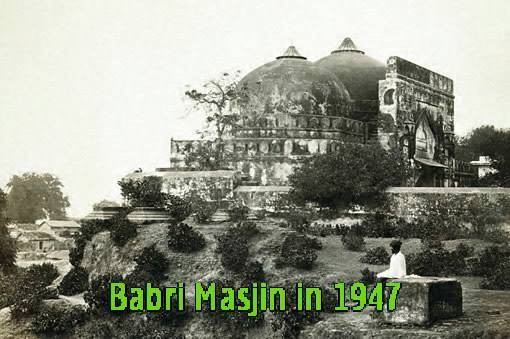 The mosque that used to be...sad we pull down old monuments in the 20th century...