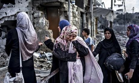 Gaza ceasefire reveals full extent of Israeli destruction