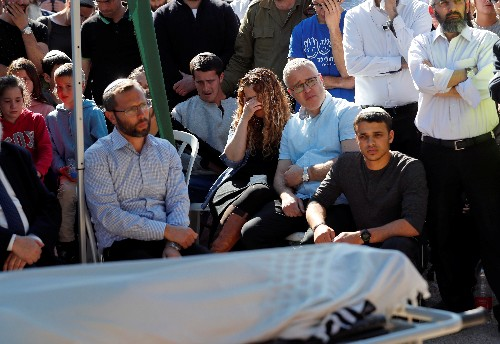 Israeli rabbi, wounded in Palestinian attack, dies: hospital