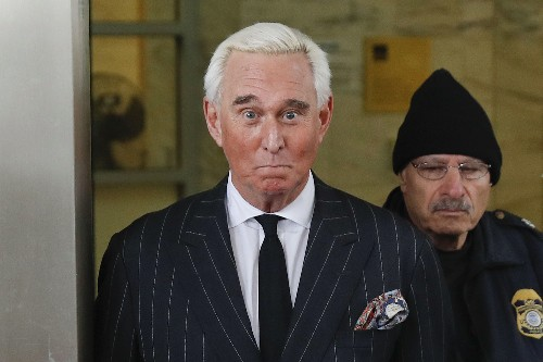 Judge refuses to delay sentencing of Trump ally Roger Stone