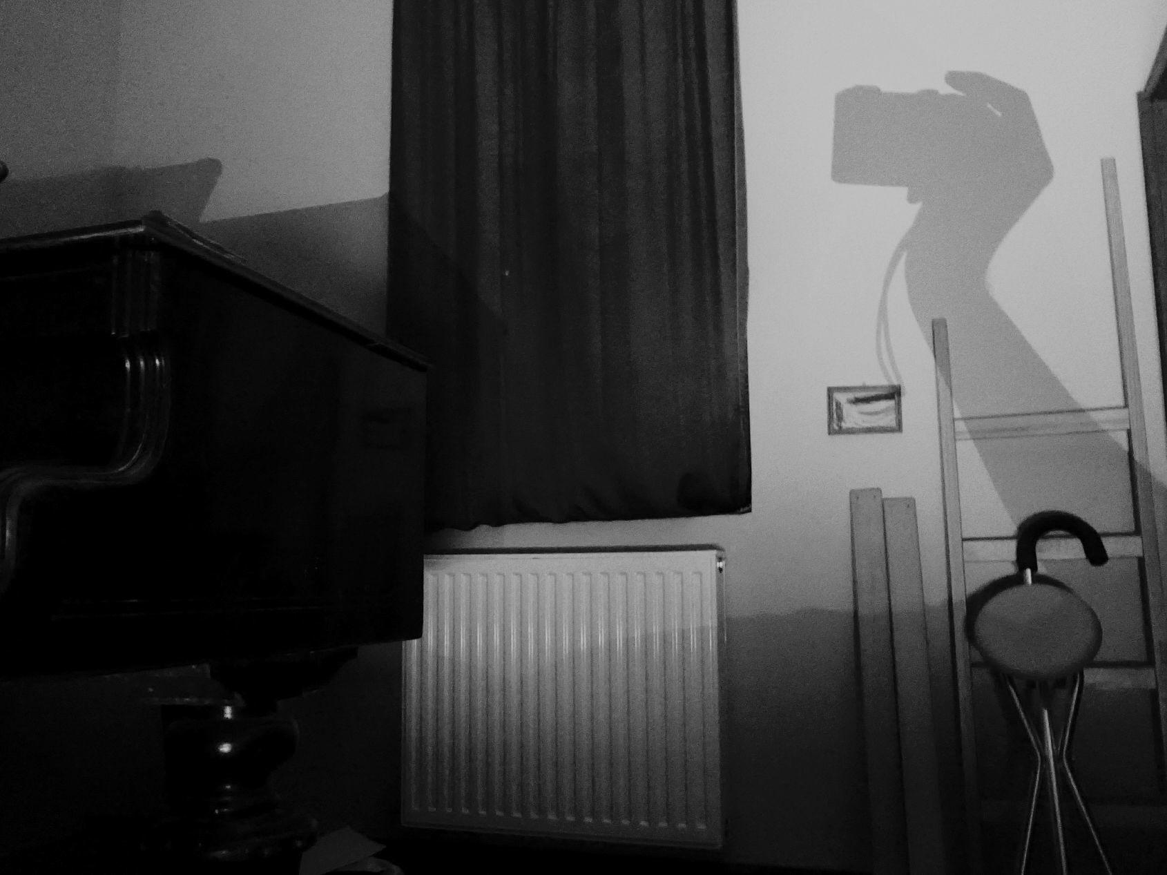 A szobám éjjel