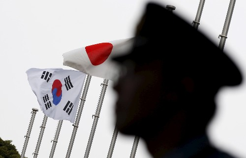 South Korea condemns Japanese patrol flight over ship as 'provocation'