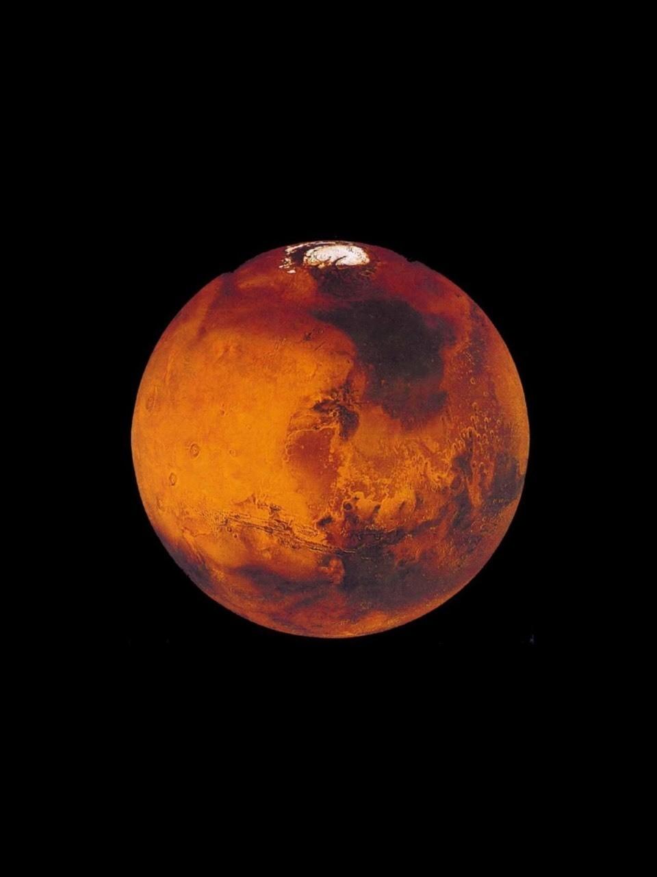 NASA: Mars