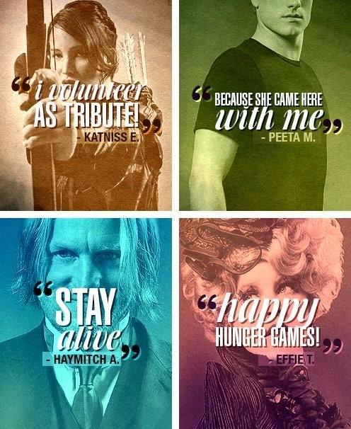 <3 Hunger Games <3