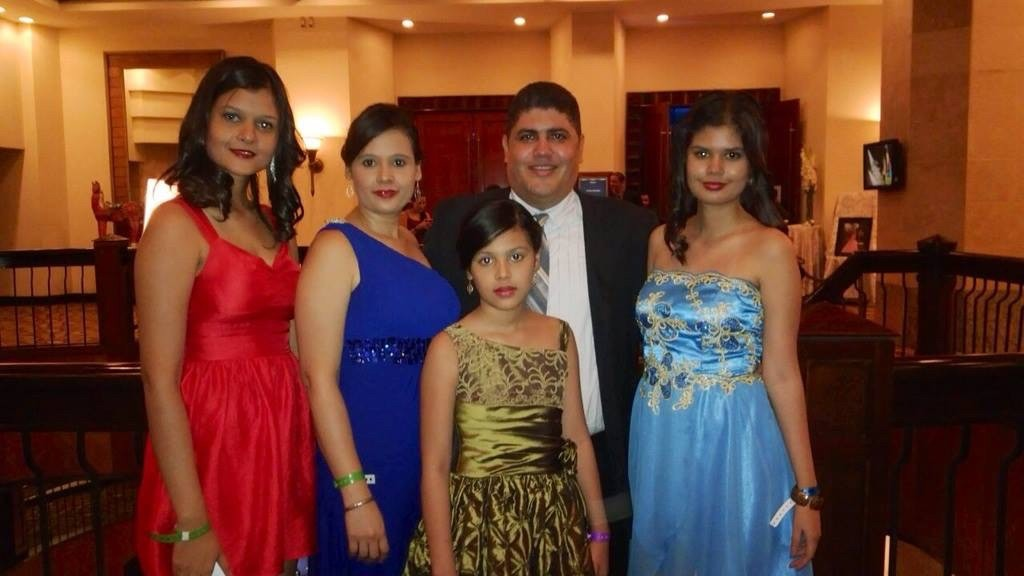 En Ciudad Guatemala en Julio 2014 en los 15 años de Indirita