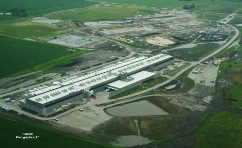 Facebook's Newest Data Center Is Now Online In Altoona, Iowa