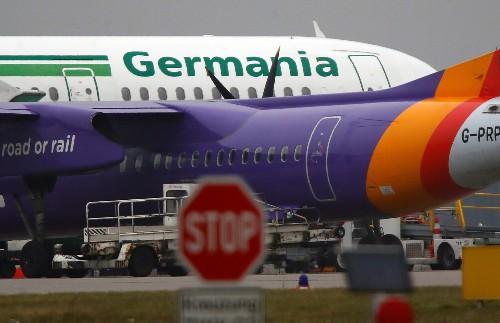 Investoren für Pleite-Airline Germania gesucht