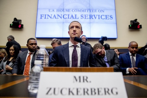 What Zuckerberg Told Congress About Libra