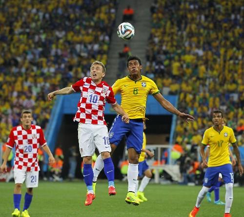 World Cup Kicks off in Brazil