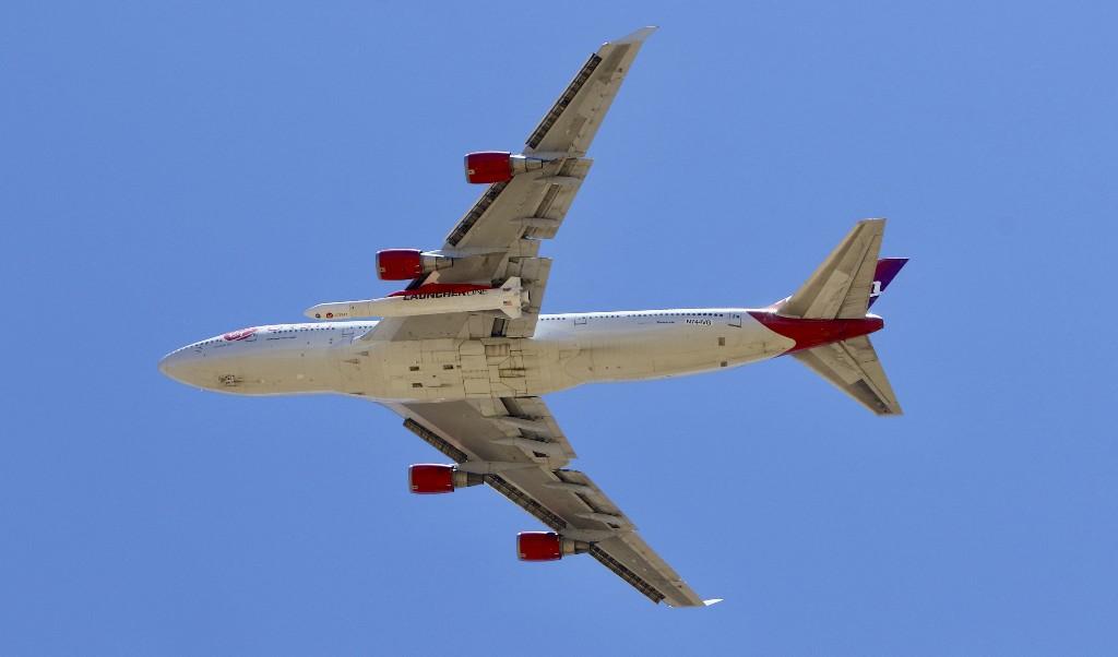 Virgin Orbit determines cause of rocket launch failure