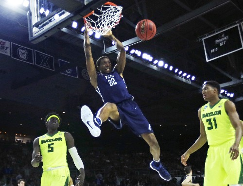 Yale, Little Rock Shine on Day 1 of March Madness: Pictures