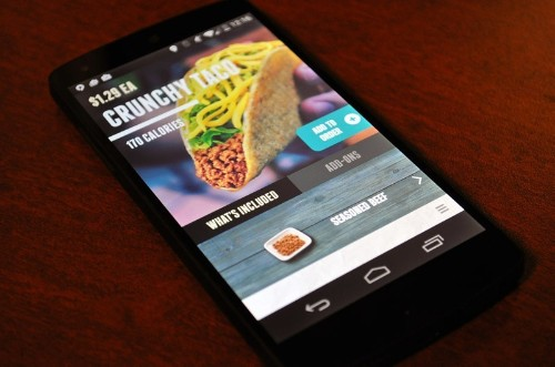 You Can Now Order Taco Bell On Your iPhone