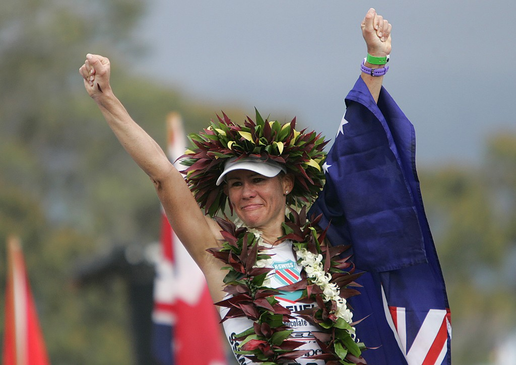 Triathlon: Blame it on the husband, says triathlete Carfrae