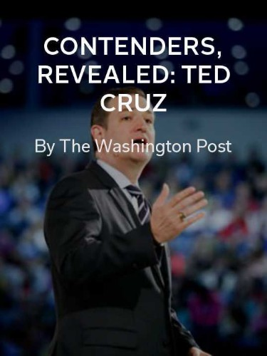 Campaign 2016 Begins: Ted Cruz Enters the White House Race