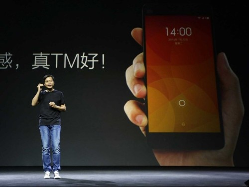 China's Hottest Smartphone Company Has Another iPhone Clone