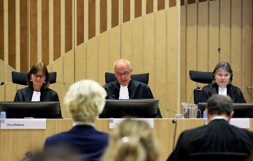 Dutch lawmaker Wilders seeks probe into hate speech conviction