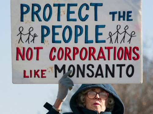 A city in Washington is suing Monsanto for polluting a river with a dangerous chemical decades ago