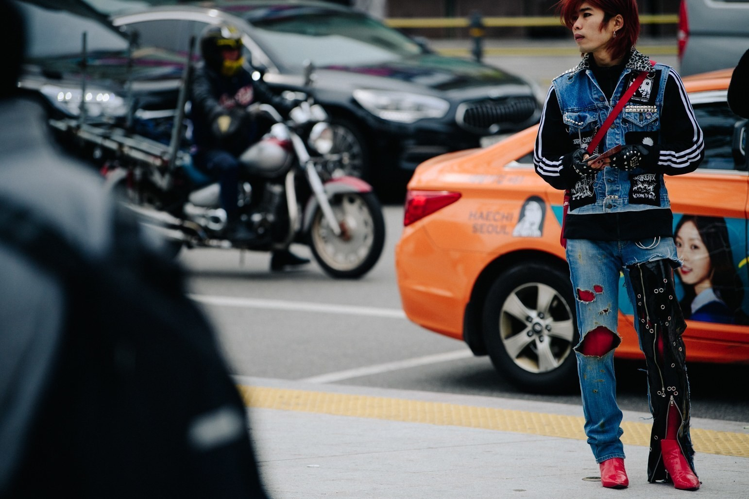 Seoul Fashion Week's Street Style Stars Are Here to Give a Master Class on Layering