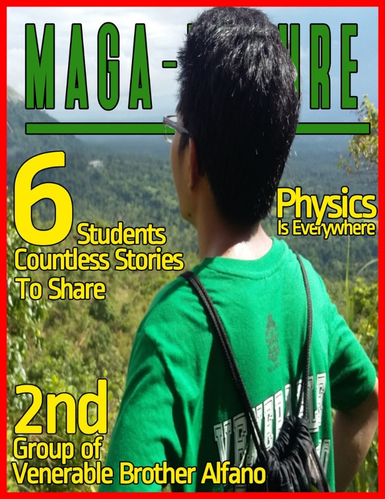 Maga-Nature By Vincent Nasiad - Magazine cover