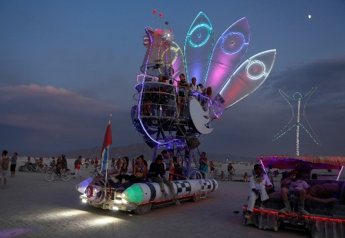 Come to the Playa: Burning Man in Pictures
