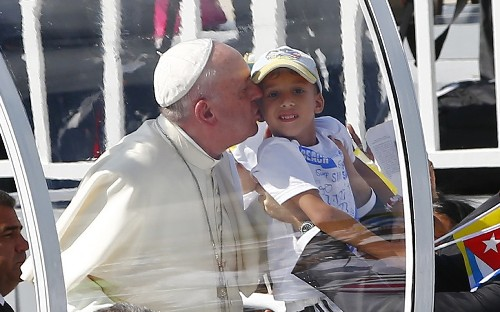 Pope Francis Celebrates Mass in Holguin, Cuba: Pictures