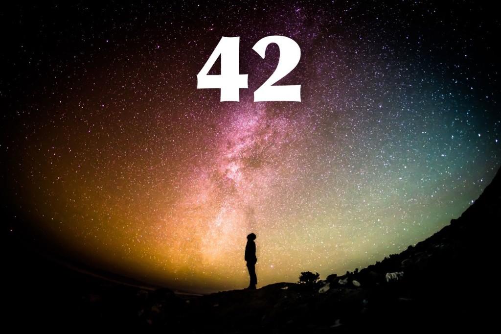 ANSWER 42 - Magazine cover