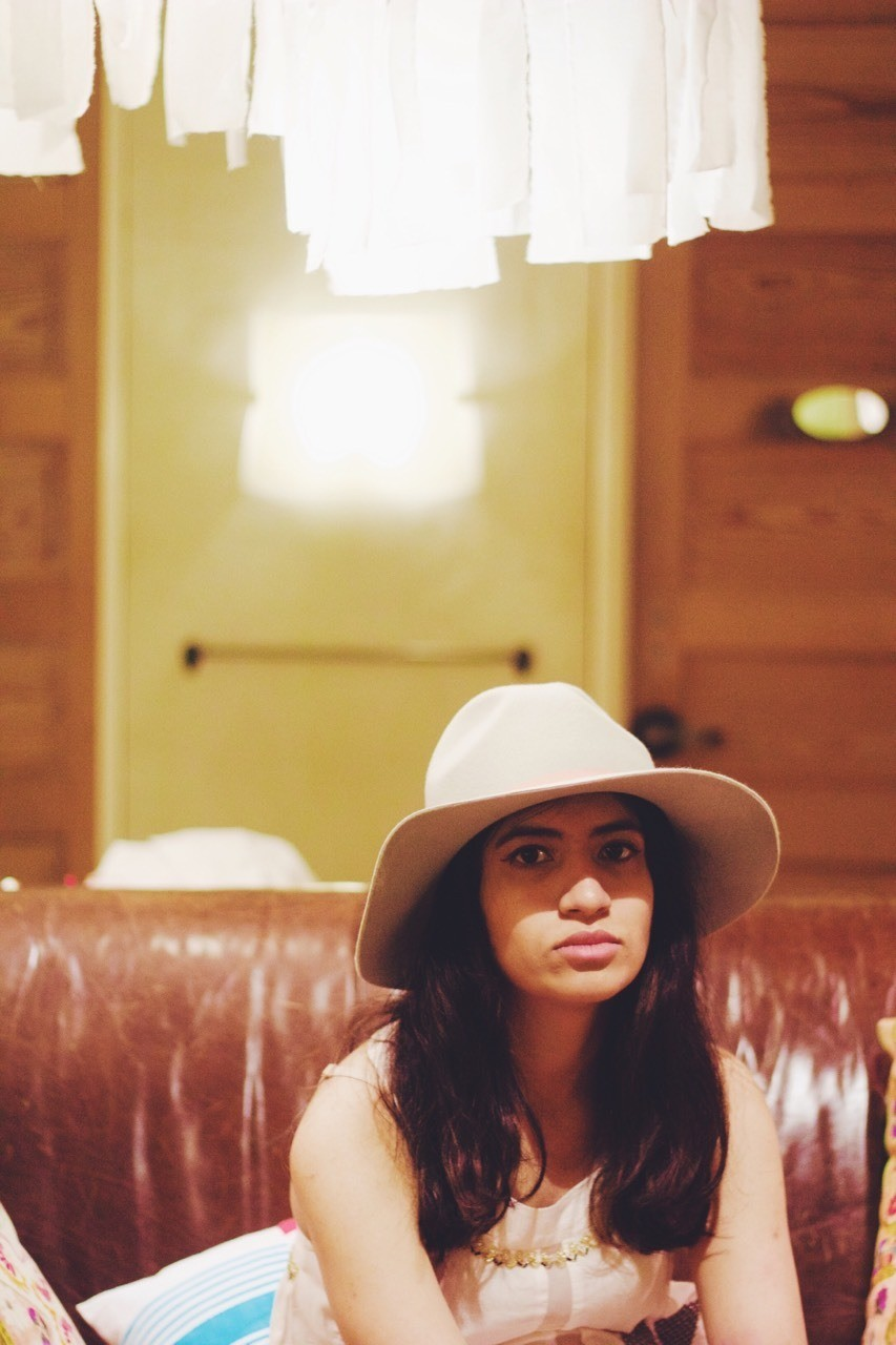 online at Anthropologie.com Model: Zaynah Javed Photographer: Anneliese Horowitz