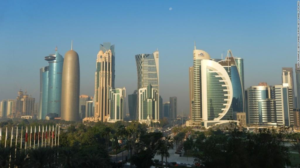 UAE, Saudi Arabia and Bahrain cut off relations with fellow Gulf state Qatar