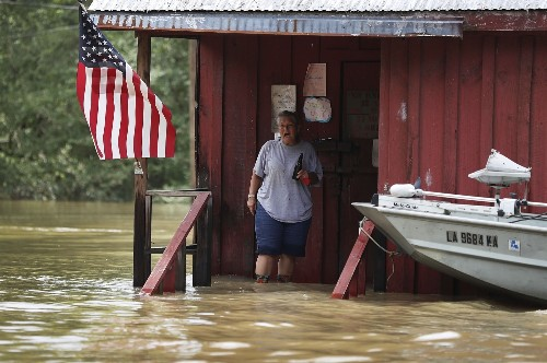 Floods Ravage Louisiana: Pictures