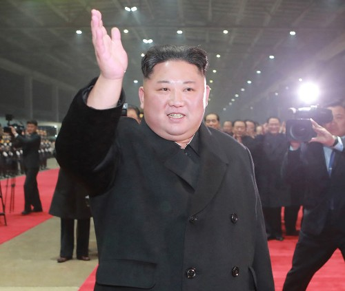Kim returns home after failed nuclear diplomacy with Trump