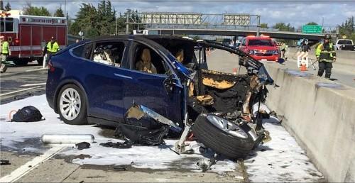 NTSB releases details in 2 crashes involving Tesla Autopilot