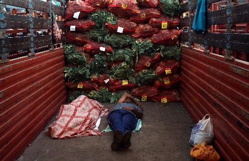 India's inflation seen at seven-month high in May, still below RBI target