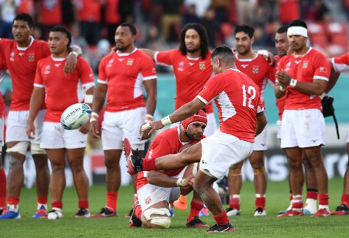 Rugby: Tongans send Piutau off in style with win over United States